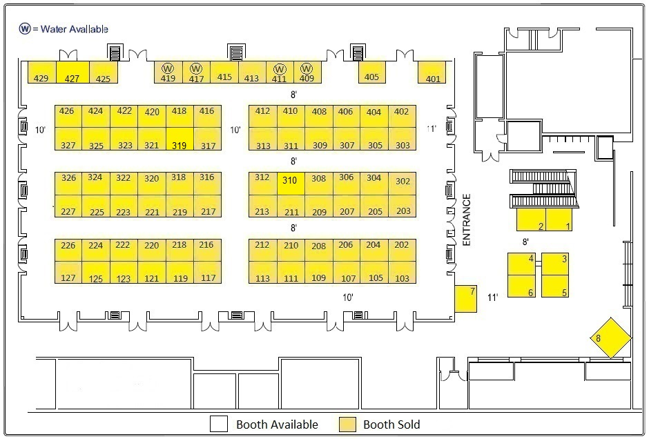Time to register for the expo national association of for Trade show floor plan software