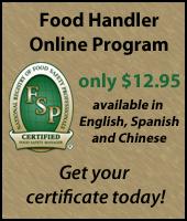 Food Handler - NAC