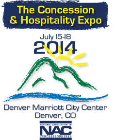 Concession & Hospitality Expo Rate Extended