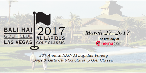 2017 Al Lapidus/Variety Boys & Girls Club Scholarship Golf Classic