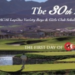 Al Lapidus/Variety Boys & Girls Club Scholarship Golf Classic