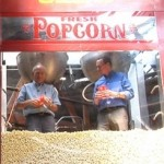 The show's over in Chicago for popcorn machine maker