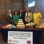 Columbus Georgia Convention & Trade Center Partners with Ovations