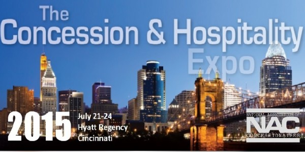 The 2015 Concession & Hospitality Expo