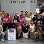 NAC Volunteers Donate Product to USO of Ohio