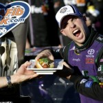 Hamlin Relishes Victory with an Eisenberg