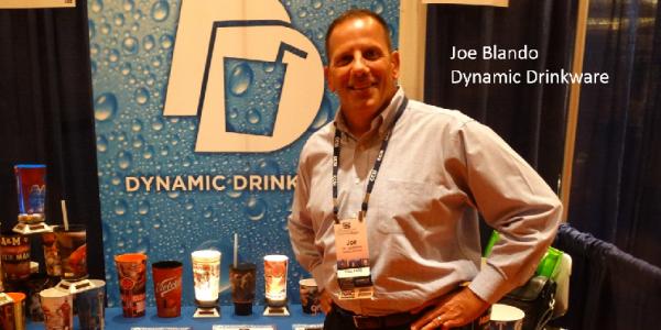 Member Spotlight – Joe Blando, Dynamic Drinkware