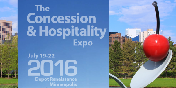 The 2016 Concession & Hospitality Expo