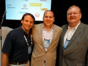 Brian Taylor, Adam Gottlieb and Terry Conlon