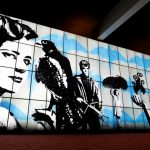 Cinema Scene Installs StoryWall