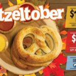 Ben's Soft Pretzels Celebrates National Pretzel Month