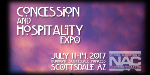 The 2017 Concession & Hospitality Expo