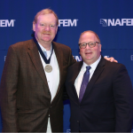 Conlon Receives NAFEM Doctorate of Foodservice