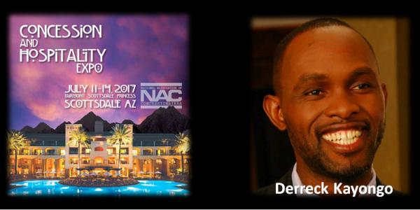 Derreck Kayongo to Address NAC Expo