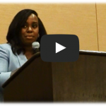 Video – Hardric Accepts Third Krystal La Reese-Gaule Membership Award