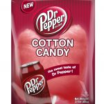 Taste of Nature Introduces Dr Pepper Cotton Candy