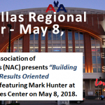 Regional Seminar to Visit Dallas on May 8