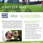 NAC Partners with Lifestyle Health Plans