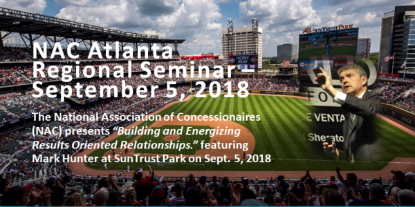 Regional Seminar Series to Visit Atlanta on Sept. 5