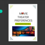 Movie Theatre Preference Research Available Now!
