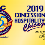 The 2019 Concession & Hospitality Expo