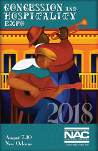 The 2018 Concession & Hospitality Expo : National