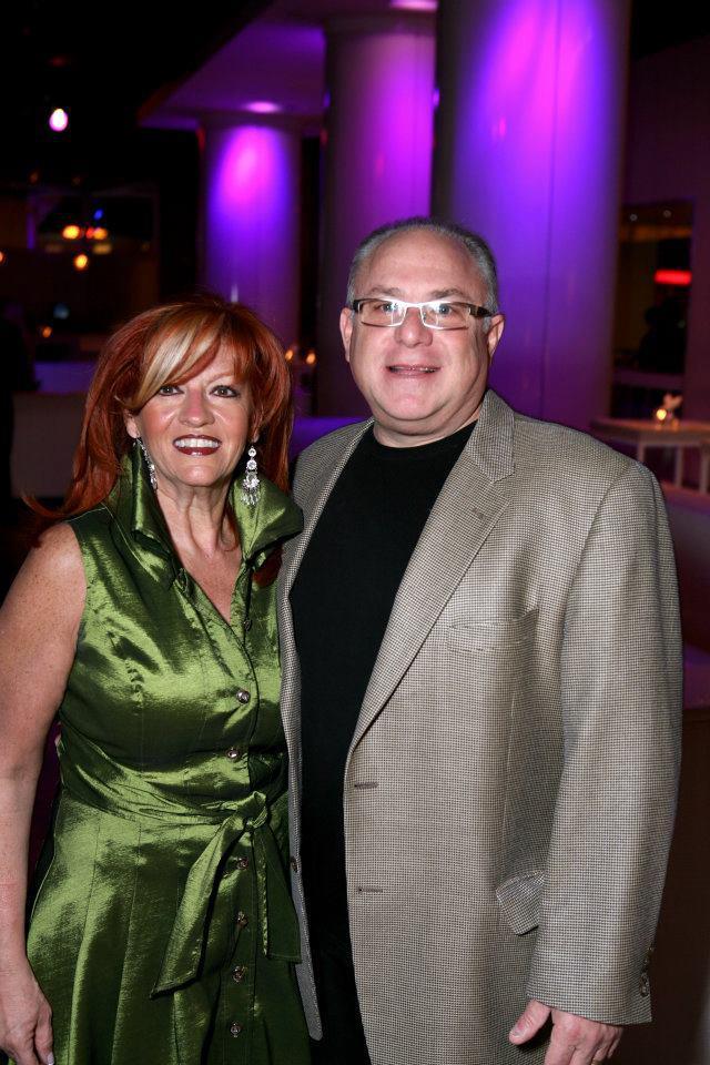 Kathy and Eddie Cheyfitz