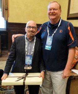 Jon Muscalo and Terry Conlon