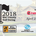 Your Support is Urged as The Re-Imagined NAC Charity Golf Outing Extends its Reach