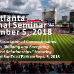 Regional Seminar Series to Visit Atlanta on Sept. 5