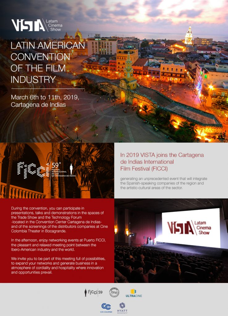 Vista – Latin America Cinema Show