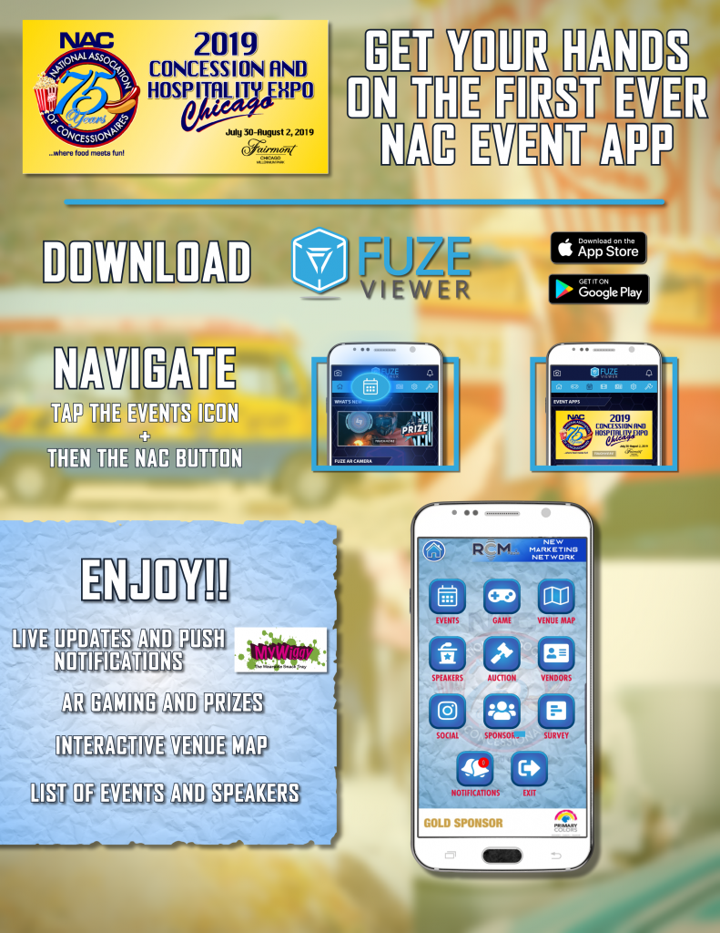 Expo Event App Now Available for Download : National