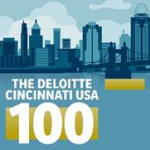 Gold Medal Makes Deloitte Cincinnati USA 100