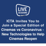 ICTA Seminar – Cinemas vs. Coronavirus – June 9