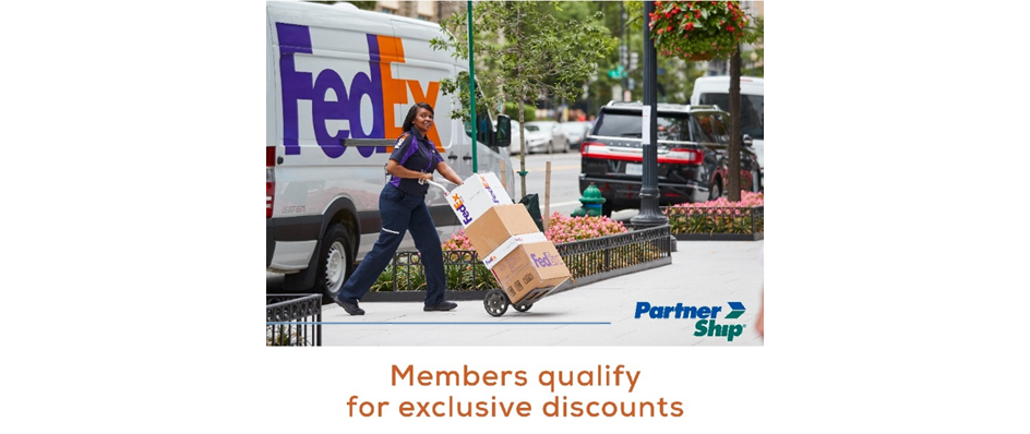 Improved FedEx Discounts for NAC Members