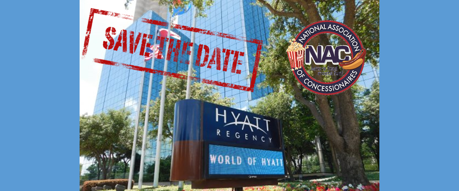 Save the Date – NAC Reschedules 2021 Expo for October 27-28 at Hyatt Regency, Dallas
